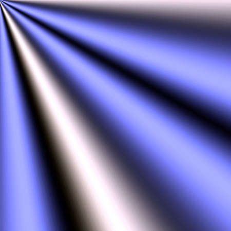 digitally generated image: generated coloured rays dissecting space form an abstract background