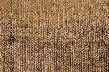 texture of carpet coverage of brown color with a shallow nap photo