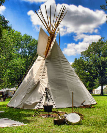 teepee:           tepee                      Stock Photo