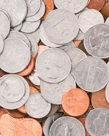 loose change Stock Photo - 4001643
