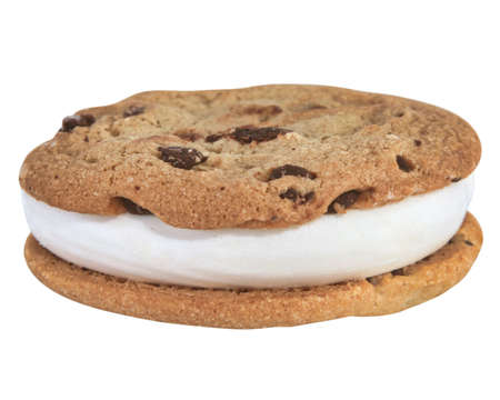 biscuits: ice cream cookie with clip-path