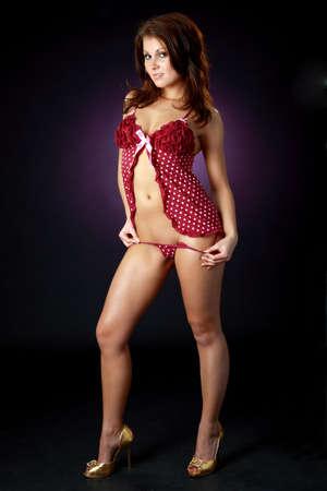 tetas: lencer�a sexy