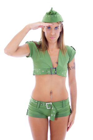 fashion model Stock Photo - 5188578
