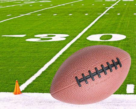 yardline: football
