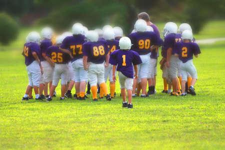 oefenen: jeugd voetbal