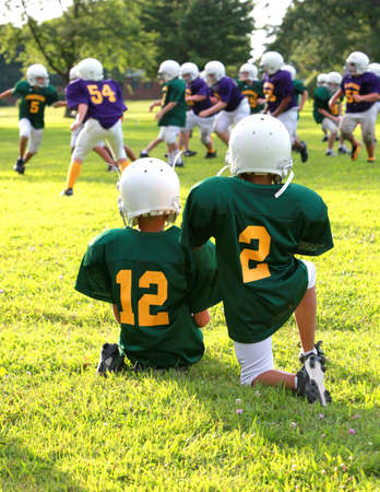 young youth: youth football