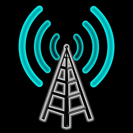 radio wave: Radio antenna