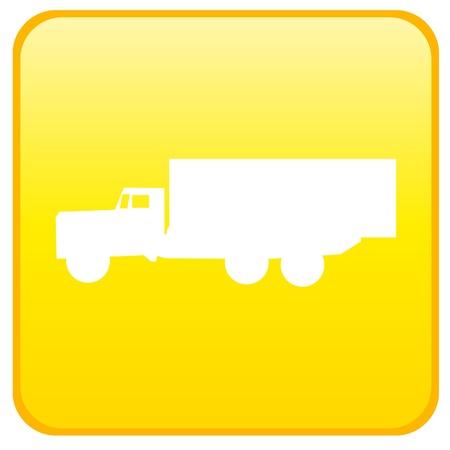 Web button - truck