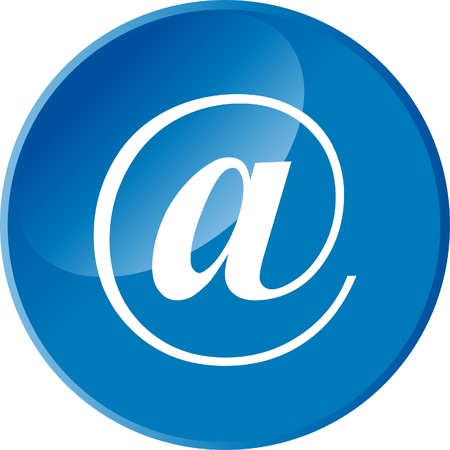 Email web button
