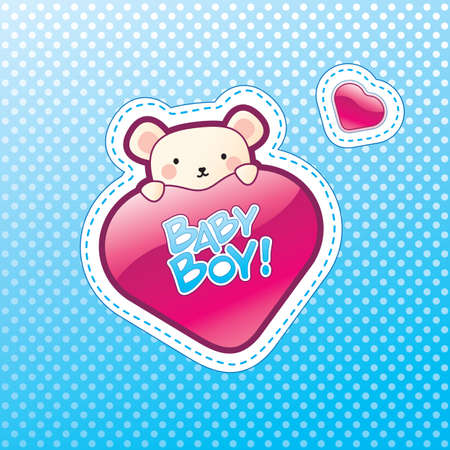 Boy Vector Illustration Stock Vector - 5330528
