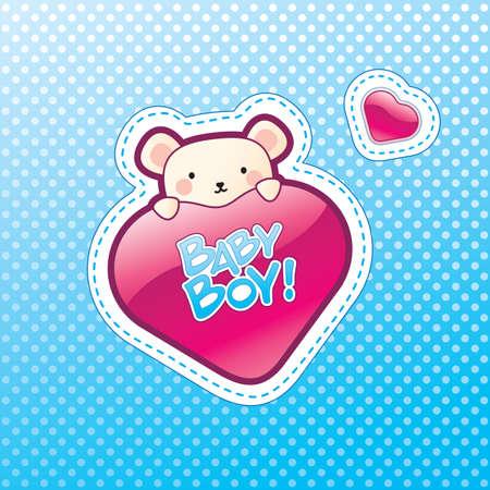 Boy Vector Illustration Stock Vector - 5330528
