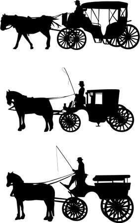 wagons: carriage illustration
