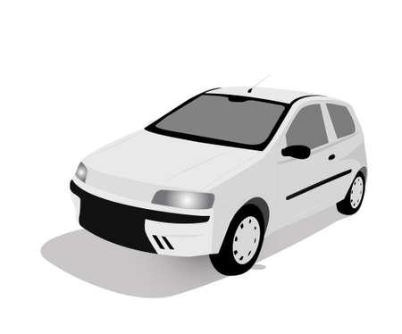 auto illustratie: auto illustratie