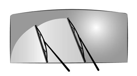 wipers vector illustration Illustration