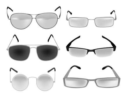 eyeglasses  Stock Vector - 7694836