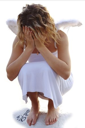 The beautiful russian angel (blond)