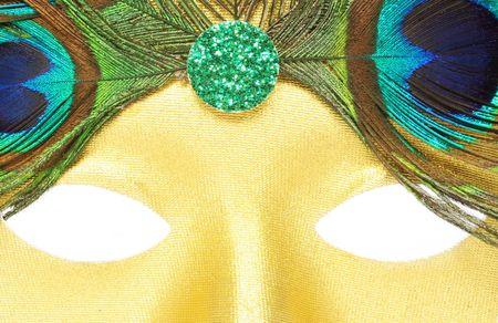 phantasy: Carnival Mask Close Up