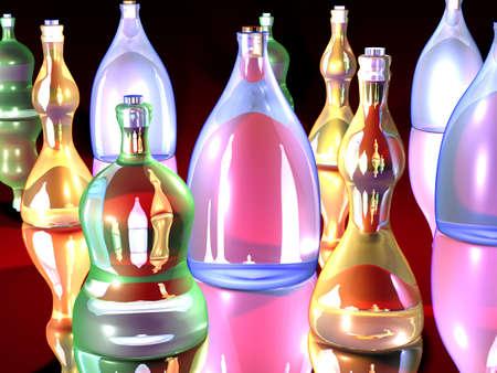 gaudy: Gaudy Bottles 2