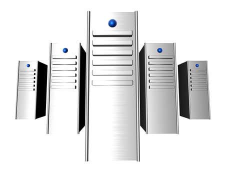 raytrace: 3D Servers