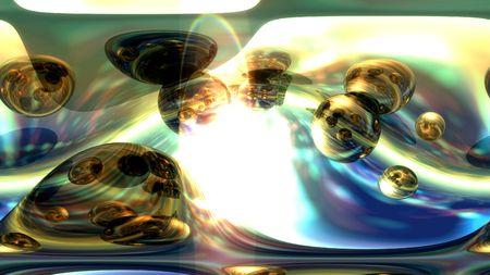 fluids: Hypnagogian Vision 1