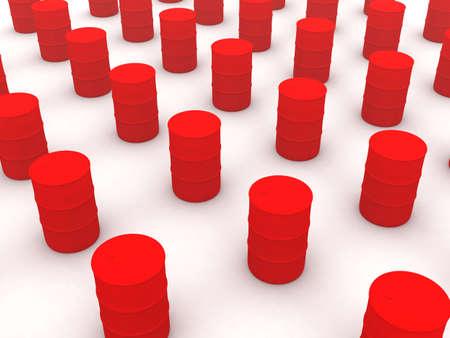 Red Barrels photo