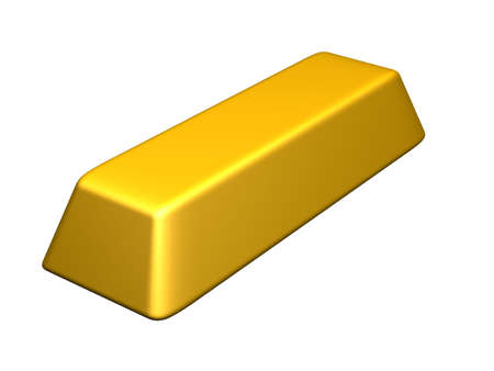 currency glitter: Gold Bar