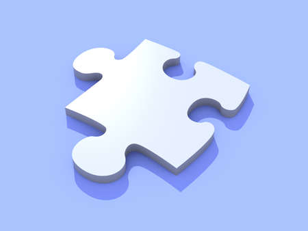 Puzzle Piece Stock Photo - 777995
