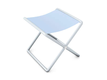 lawn chair: Folding Chair - textured
