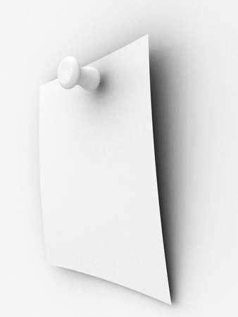 Sticky Note Stock Photo - 1010146