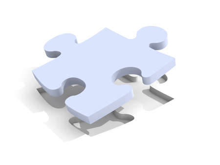 Puzzle Solution Stock Photo - 1193498