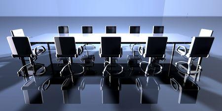 ambient: Ambient Meeting Room