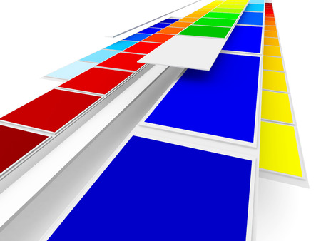 imprenta: Impresi�n de Colores