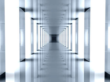 Hallway Stock Photo - 1647499