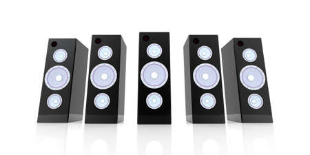 Speakers Stock Photo - 2168785