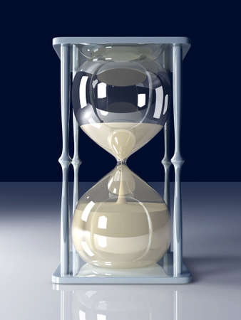 time pressure: Hour Glass