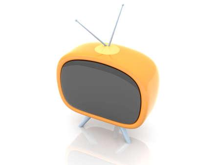 electronic publishing: Retro TV