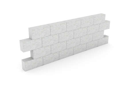 frontier: Wall Stock Photo