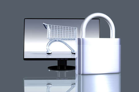 widescreen: Secure online Shopping