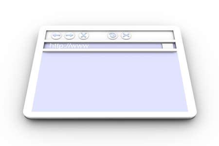 Browser Window Stock Photo - 4726275