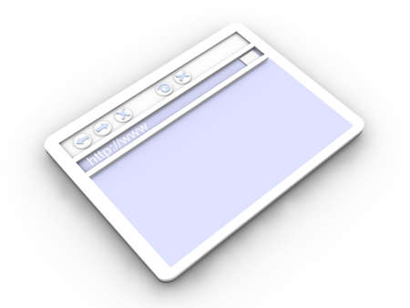 Browser Window Stock Photo - 4726297