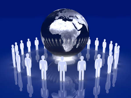 Glowing Global Team - Europe, Africa photo