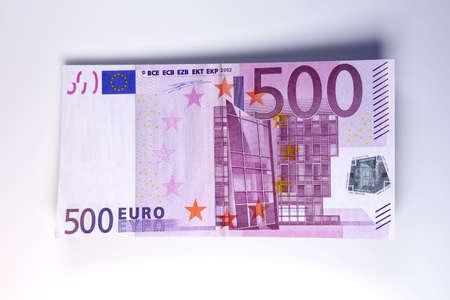 Euro Bills Stock Photo - 4726413