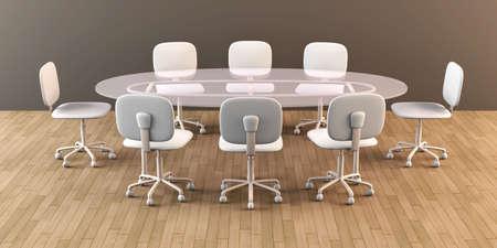 Board room Stock Photo - 4764234