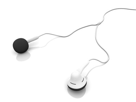 Earbuds photo