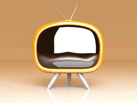 electronic publishing: Retro TV
