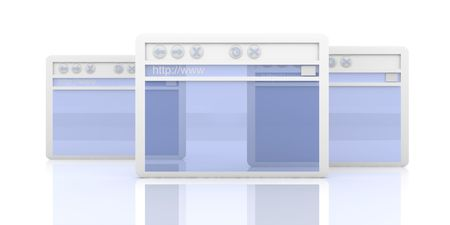 Browser Windows Stock Photo - 4865051