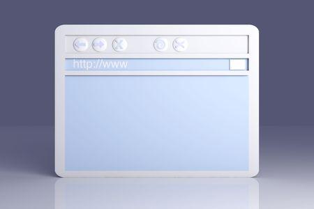 Browser Window Stock Photo - 4893091