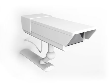 cam: CCTV Surveillance Cam  Stock Photo