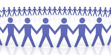 la union hace la fuerza: Comunidad