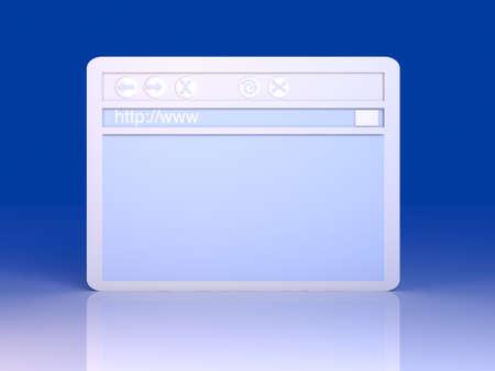 Browser Window Stock Photo - 5329884